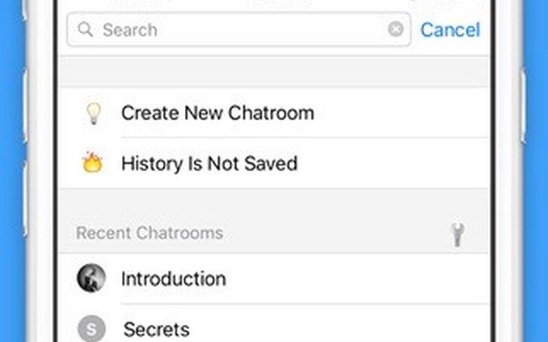 Скриншот 1 программы Koo chat