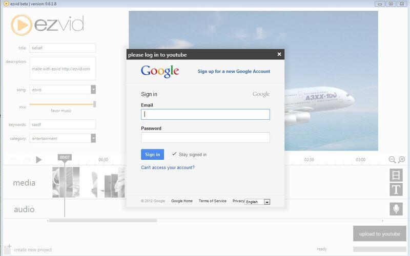 Скриншот 1 программы Ezvid