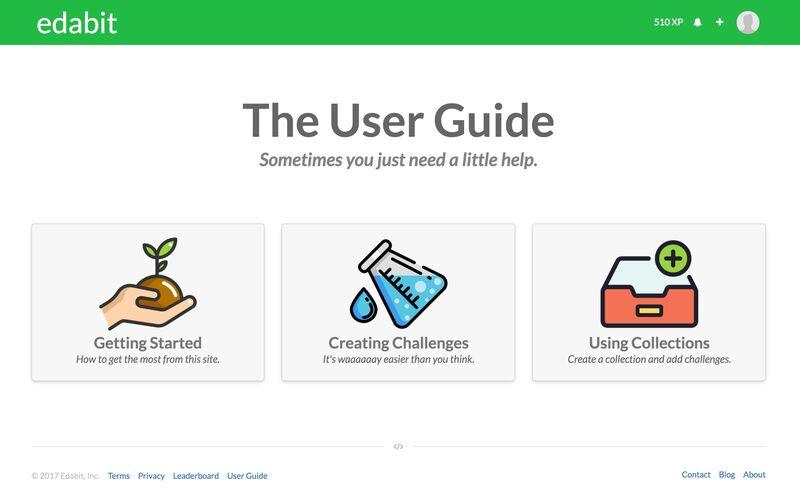 Скриншот 1 программы Edabit.com