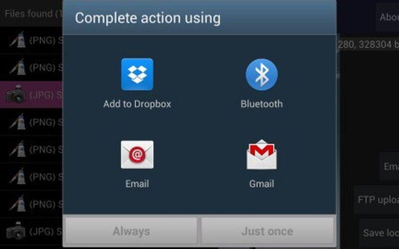 Скриншот 1 программы DiskDigger