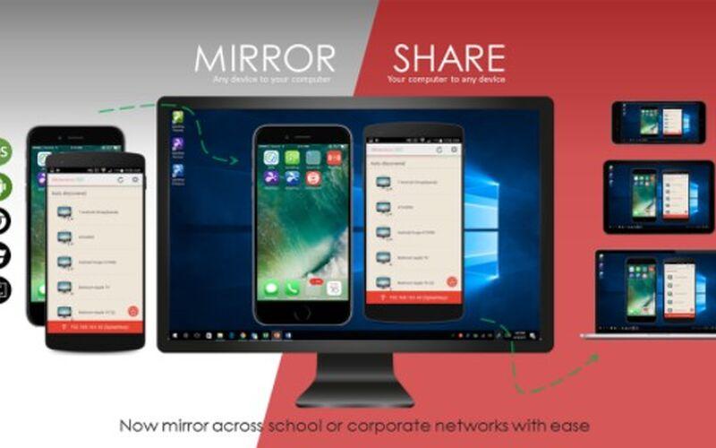 Скриншот 1 программы Mirroring360