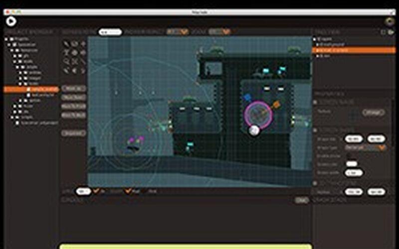 Скриншот 1 программы Polycode