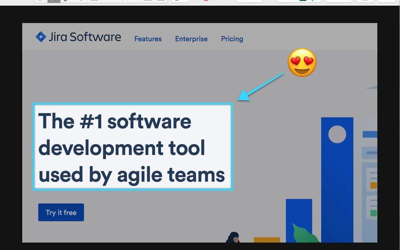 Скриншот 1 программы CloudApp