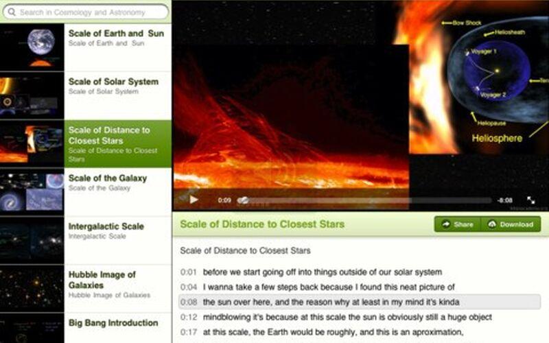 Скриншот 1 программы Khan Academy