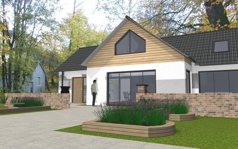 Скриншот 1 программы 3D Architect Home Designer Expert