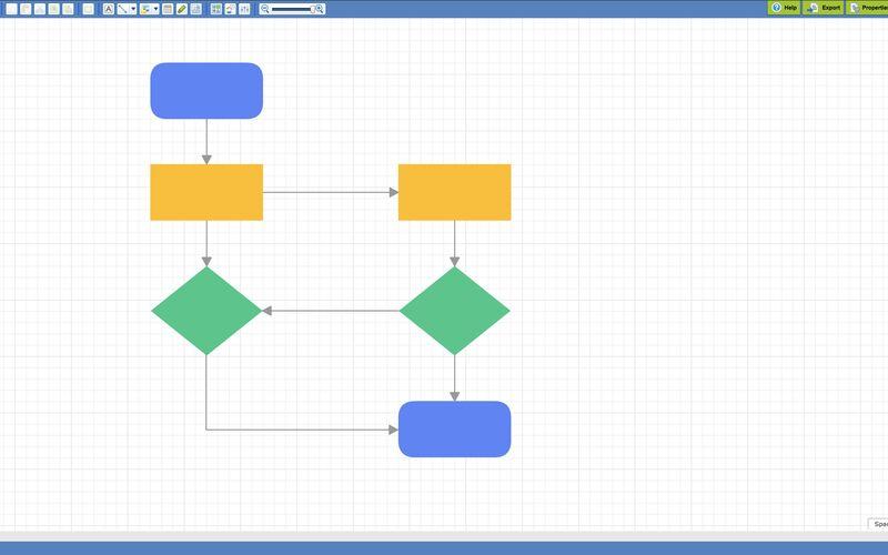 Скриншот 1 программы Cacoo