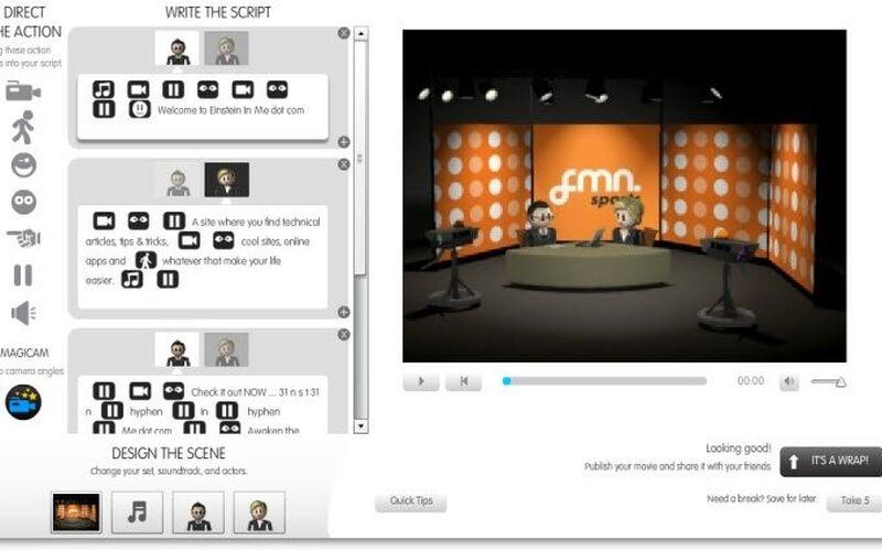 Скриншот 1 программы nawmalMAKE