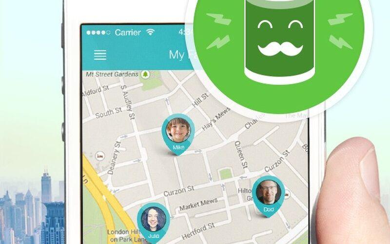 Скриншот 1 программы GeoZilla