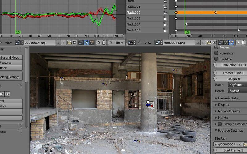 Скриншот 1 программы Blender