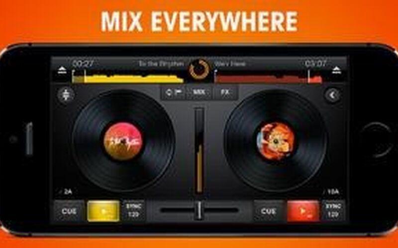 Скриншот 1 программы Cross DJ