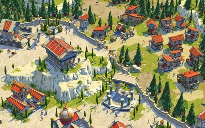 Скриншот 1 программы Age of Empires