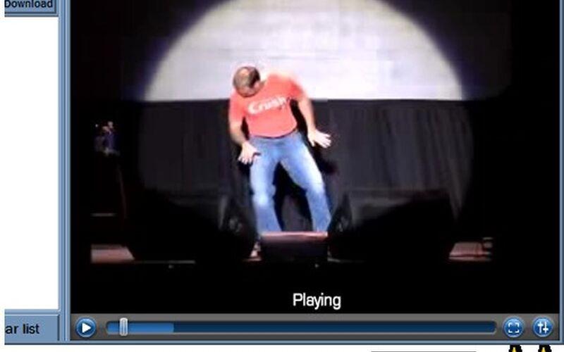 Скриншот 1 программы NetVideoHunter