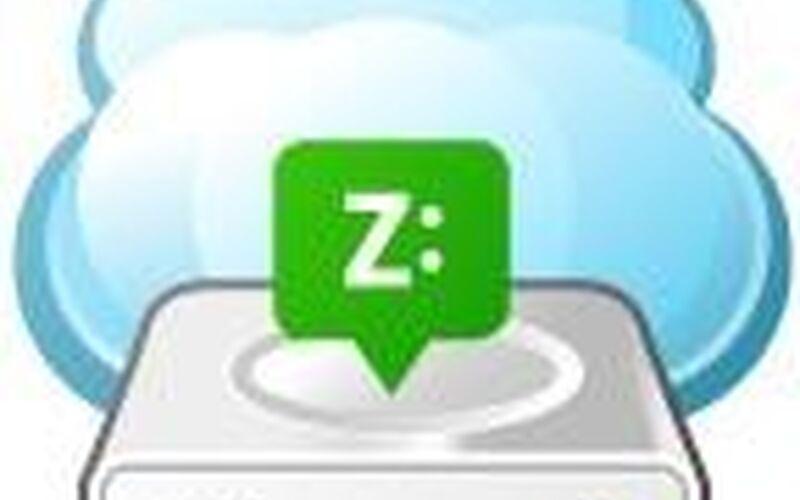 Скриншот 1 программы CloudBerry Drive