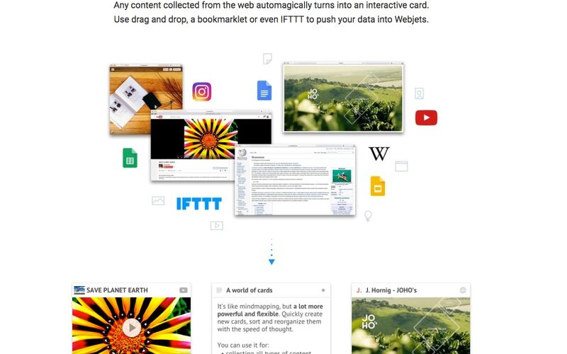 Скриншот 1 программы Webjets