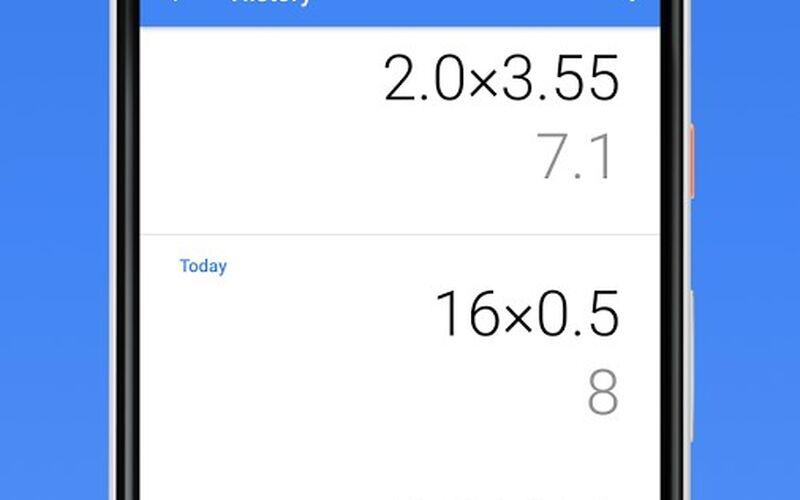 Скриншот 1 программы Calculator