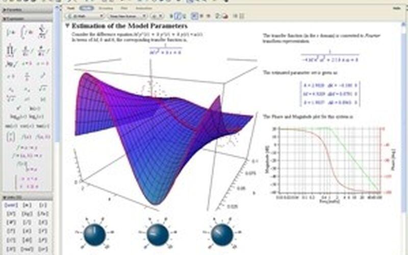 Скриншот 1 программы Maple