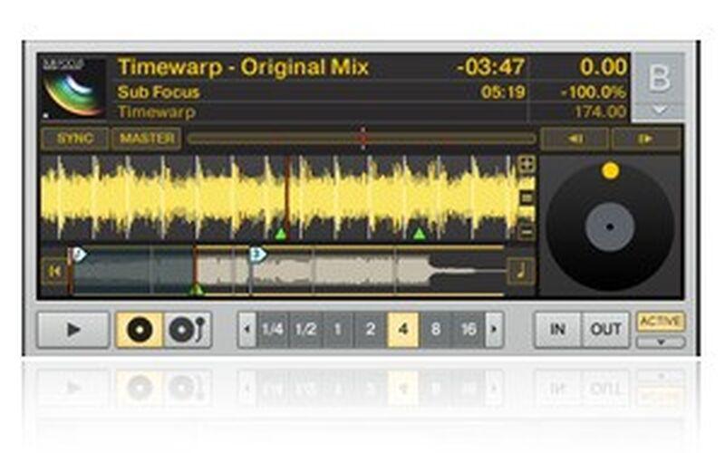 Скриншот 1 программы Traktor Pro