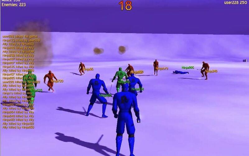 Скриншот 1 программы Urho3D