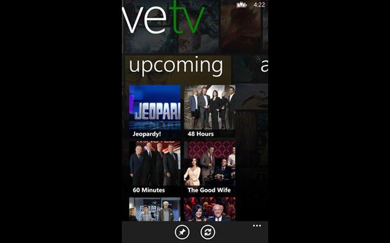 Скриншот 1 программы Emby