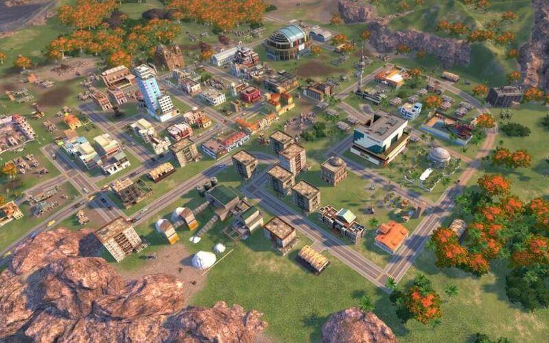 Скриншот 1 программы Tropico