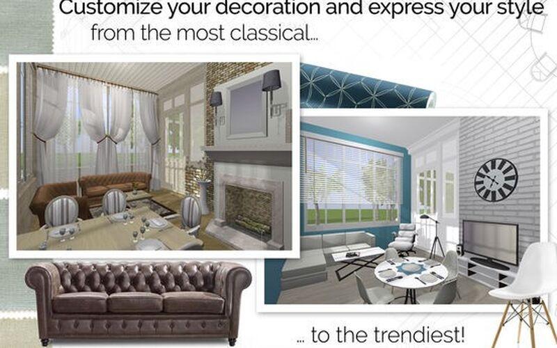 Скриншот 1 программы Home Design 3D