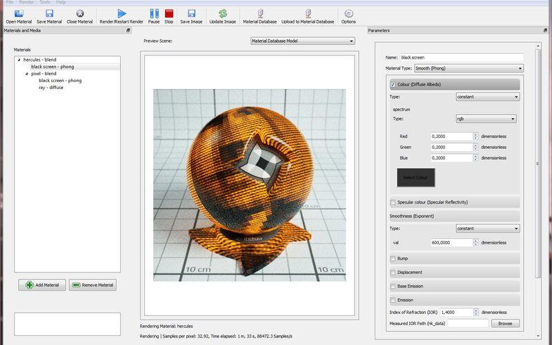 Скриншот 1 программы Indigo Renderer