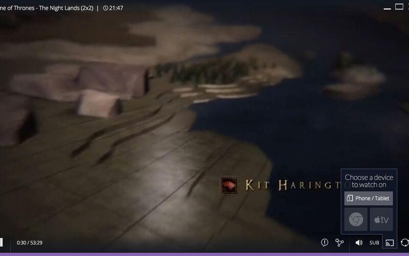 Скриншот 1 программы Stremio