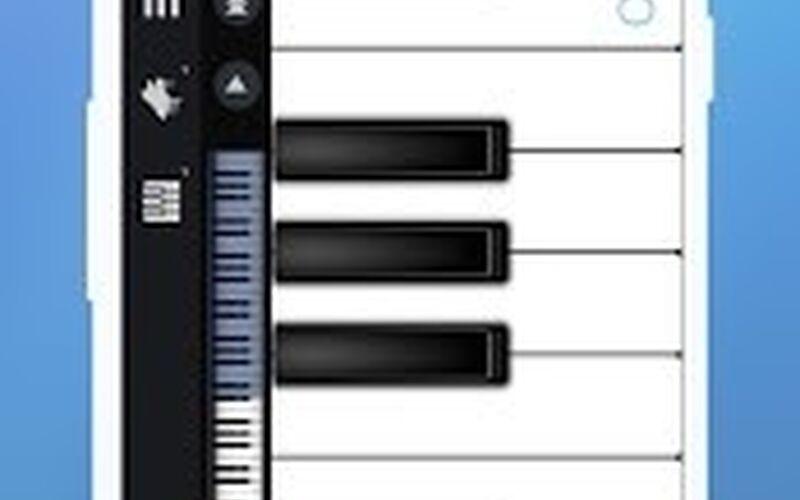 Скриншот 1 программы Perfect Piano