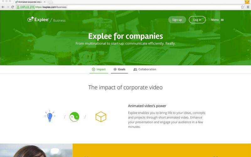 Скриншот 1 программы Explee