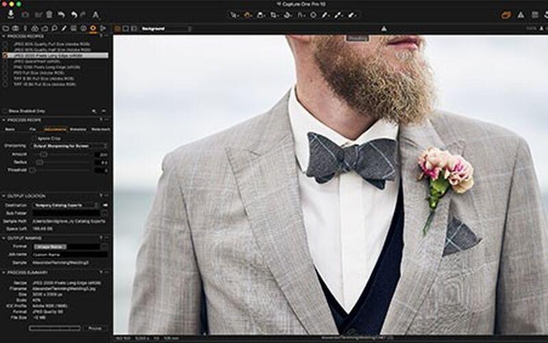 Скриншот 1 программы Capture One Pro