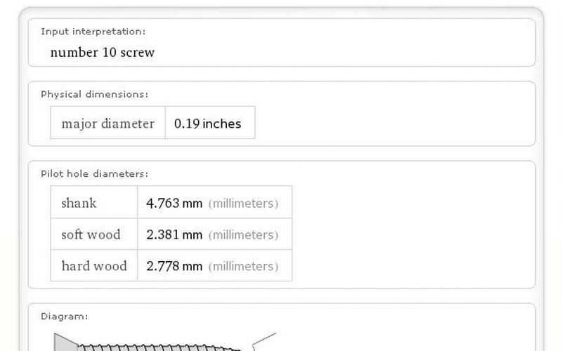 Скриншот 1 программы Wolfram Alpha