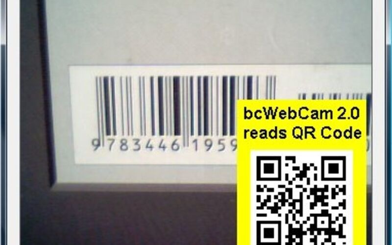 Скриншот 1 программы bcWebCam