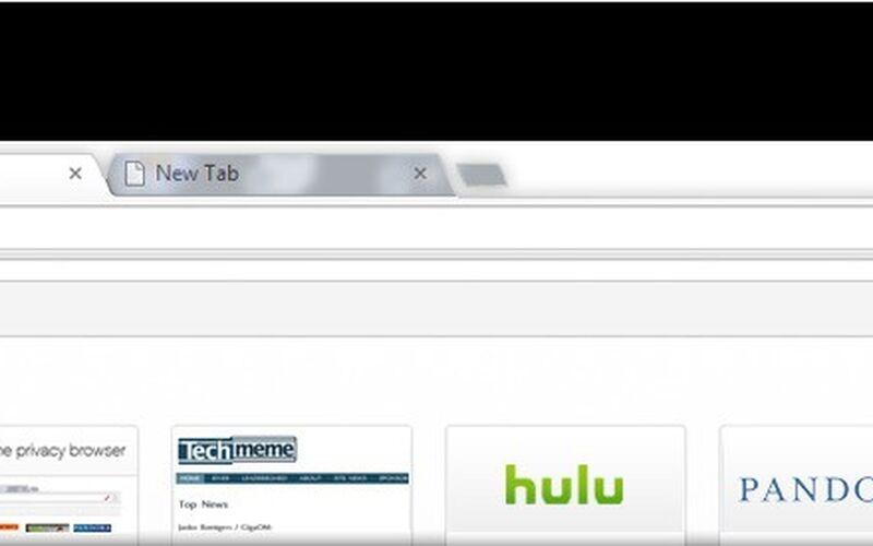 Скриншот 1 программы Epic Browser