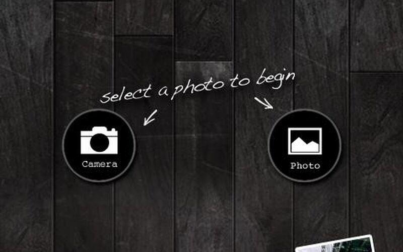 Скриншот 1 программы Pixlr-o-matic