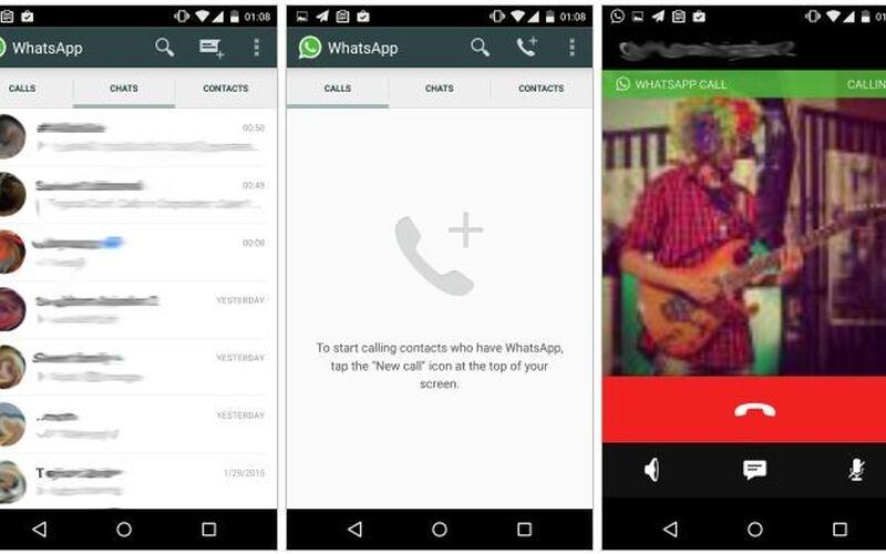 Скриншот 1 программы WhatsApp Messenger