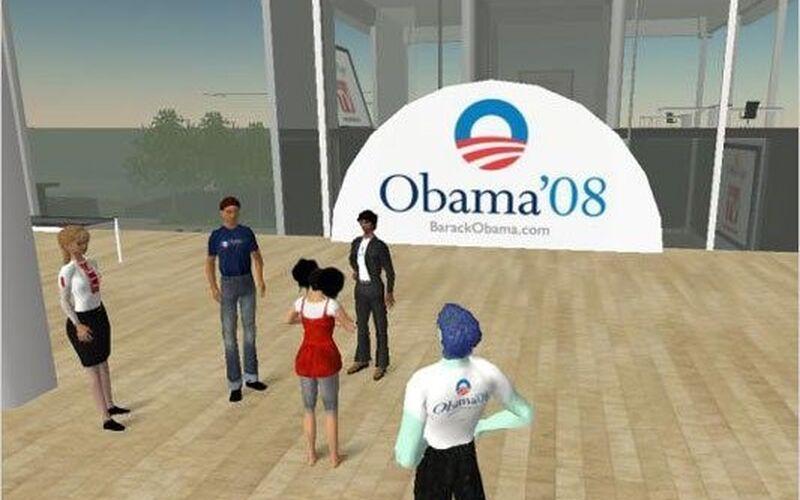 Скриншот 1 программы Second Life