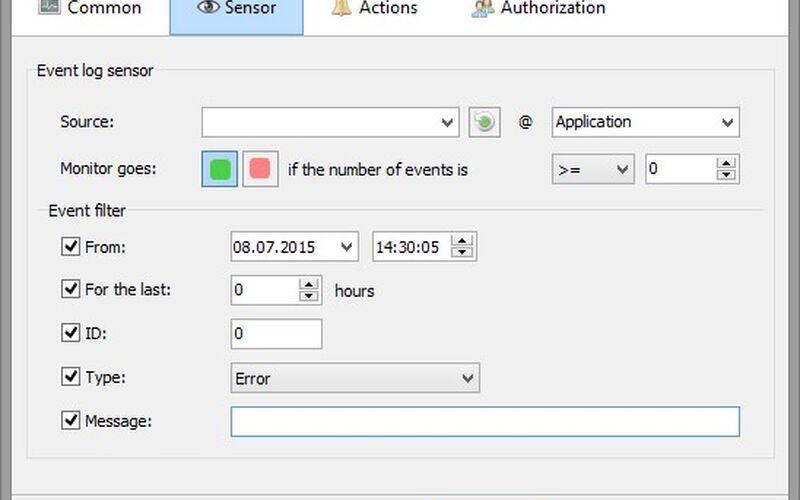 Скриншот 1 программы Total Network Monitor