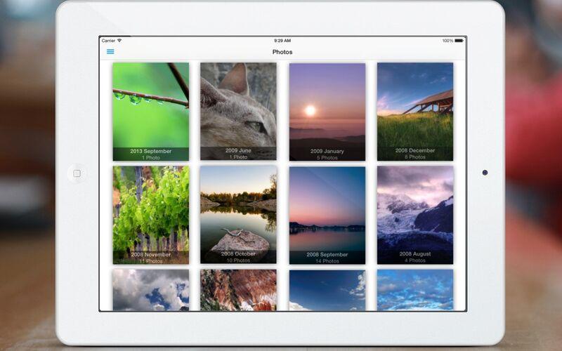 Скриншот 1 программы Tonido