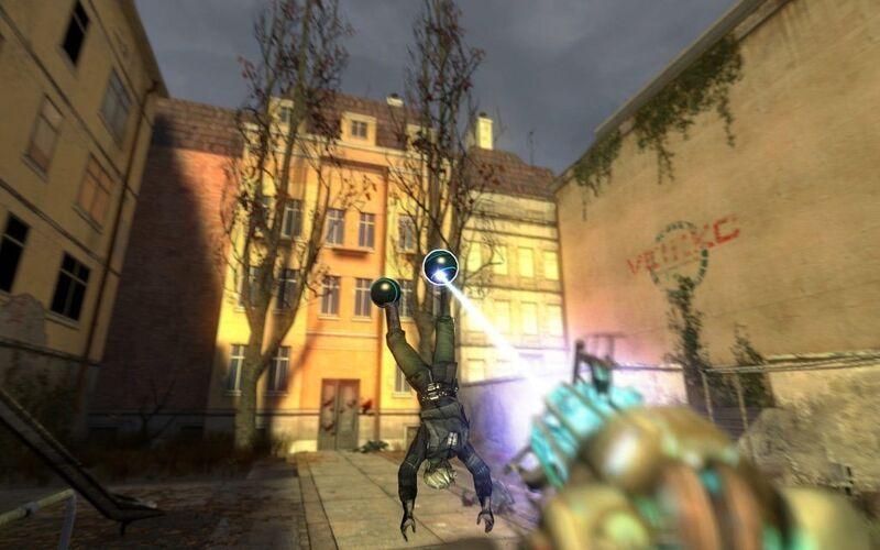 Скриншот 1 программы Garry's Mod