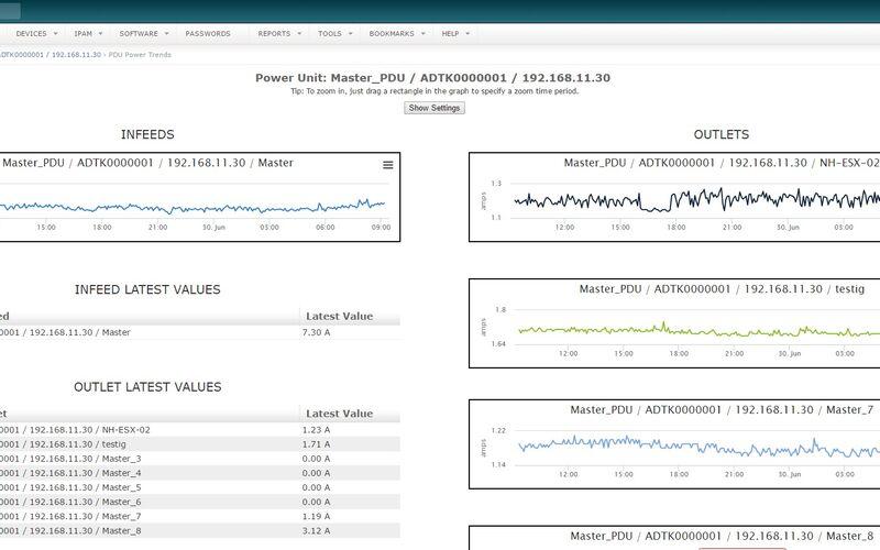Скриншот 1 программы Device42