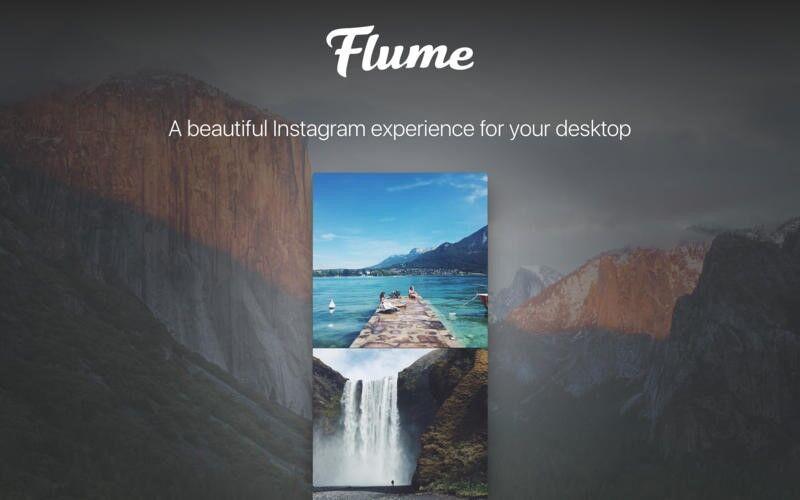 Скриншот 1 программы Flume