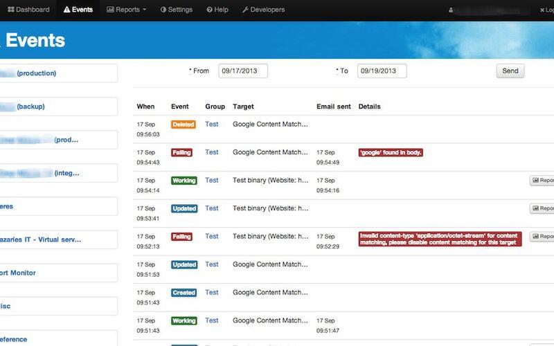 Скриншот 1 программы Port Monitor
