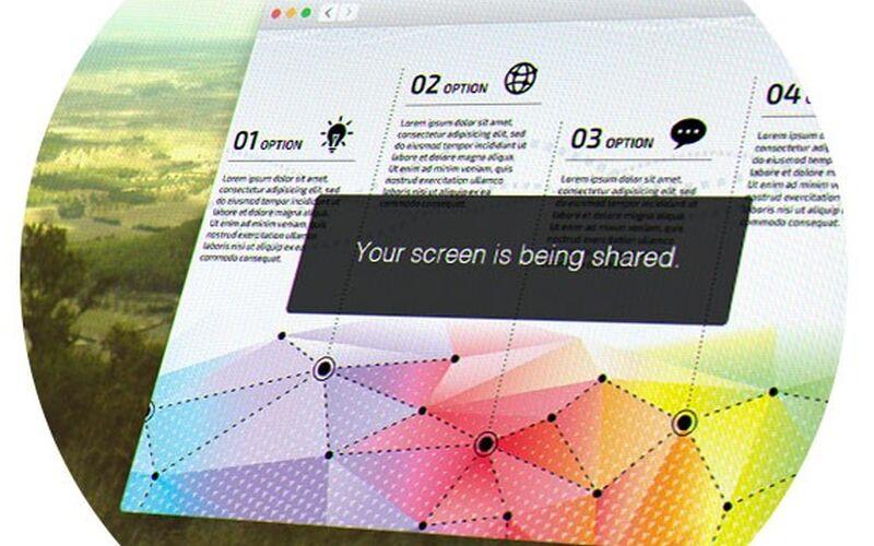 Скриншот 1 программы join.me