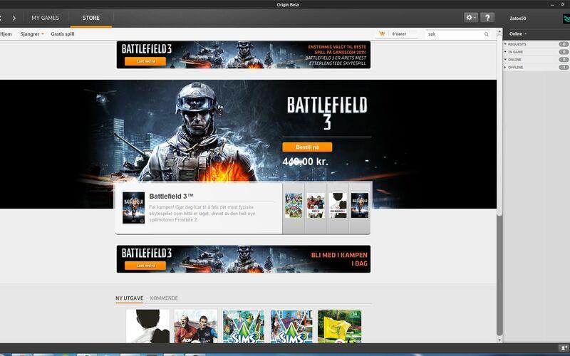 Скриншот 1 программы Origin