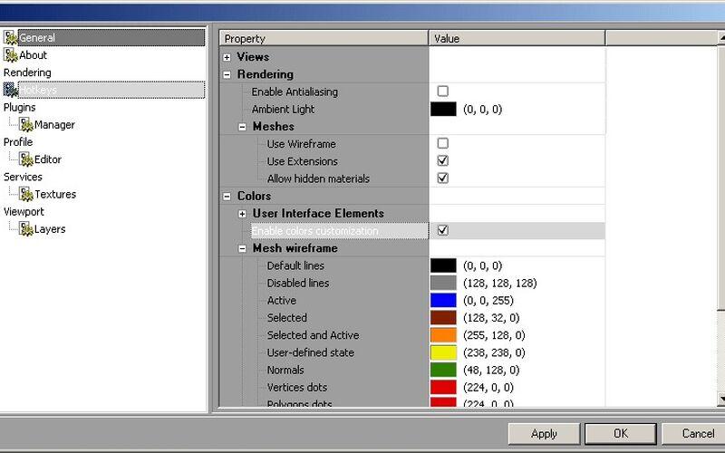 Скриншот 1 программы Zmodeler