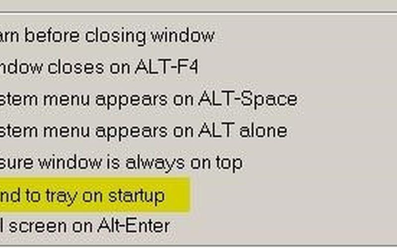 Скриншот 1 программы KiTTY