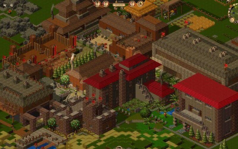 Скриншот 1 программы Towns