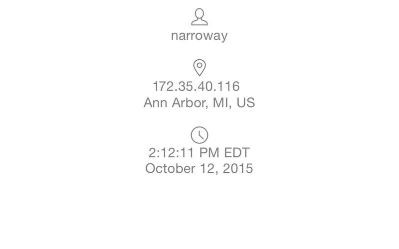 Скриншот 1 программы Duo mobile