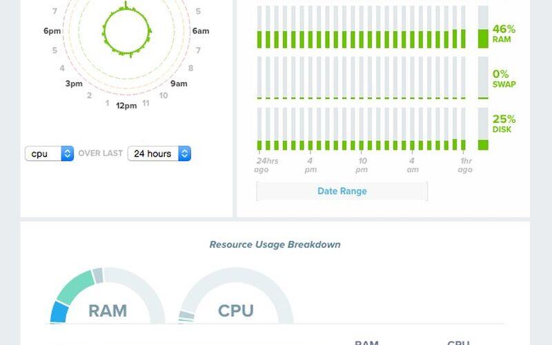 Скриншот 1 программы Nanobox