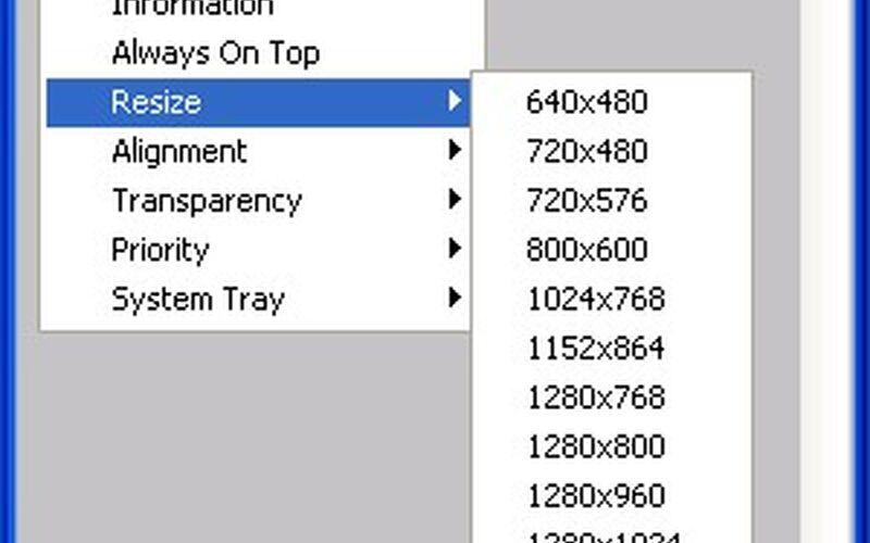 Скриншот 1 программы SmartSystemMenu